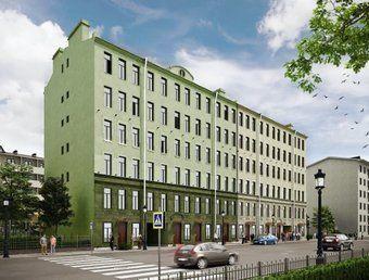 квартиры в ЖК Шкапина 22
