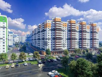 квартиры в ЖК Алексеевский квартал
