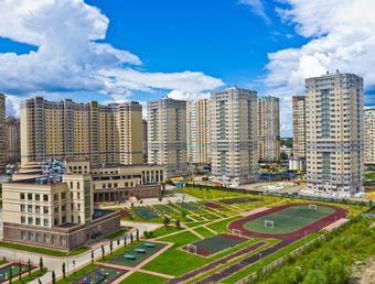 квартиры в ЖК Новый Раменский (Раменский)