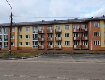 квартиры в ЖК Дом на ул. Спортивная, 18