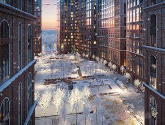 квартиры в ЖК Серебряный парк