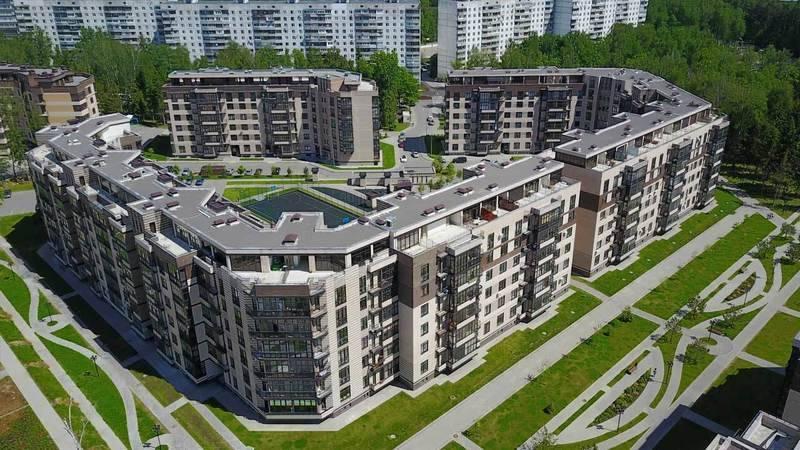 квартиры в ЖК Солнечный