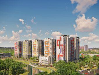 квартиры в ЖК Весна (Ивантеевка)
