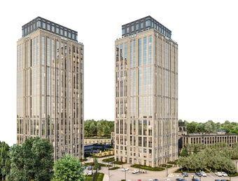 квартиры в ЖК Dream Towers