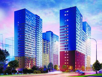 квартиры в ЖК Видный берег 2