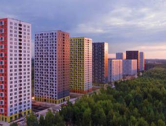 квартиры в ЖК Саларьево парк