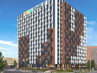 квартиры в ЖК Апарт-комплекс DOM SMILE