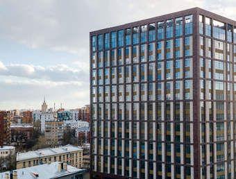 квартиры в ЖК Пресненский вал 21