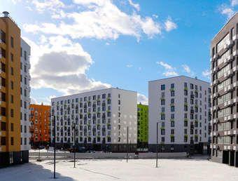квартиры в ЖК Ильинские Луга
