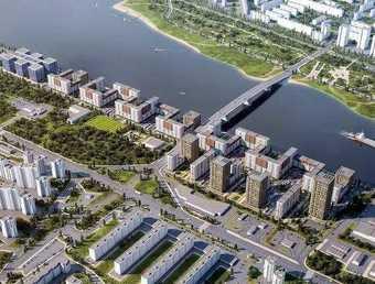 квартиры в ЖК Северный речной порт
