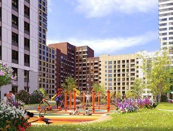 квартиры в ЖК Сиреневый парк