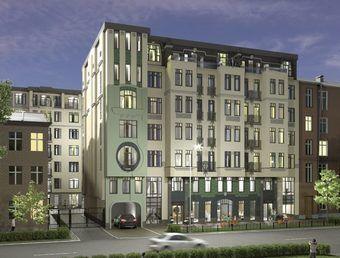 квартиры в ЖК Клубный дом Monodom Line