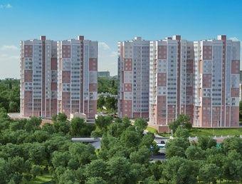 квартиры в ЖК Дача Шатена
