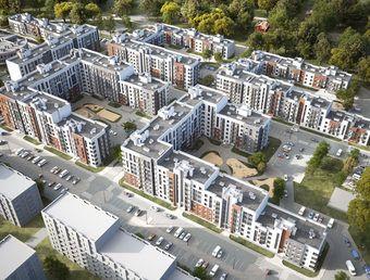 квартиры в ЖК Новая Щербинка