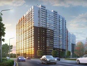 квартиры в ЖК Новоград Павлино