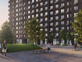 квартиры в ЖК Тропарево Парк