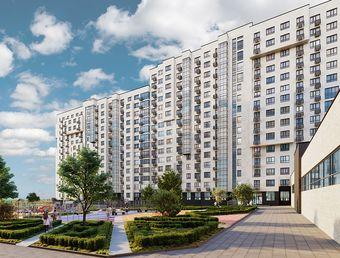 квартиры в ЖК Новые Ватутинки
