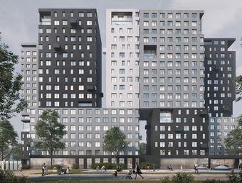 квартиры в ЖК Self