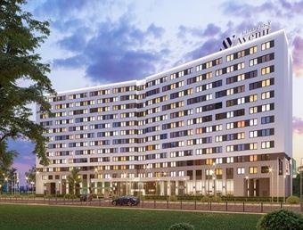 квартиры в ЖК Апарт-отель Kirovsky Avenir