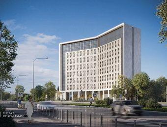 квартиры в ЖК апарт-отель ARTSTUDIO M103