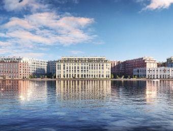 квартиры в ЖК Neva Residence