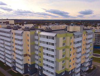 квартиры в ЖК Белый Сад