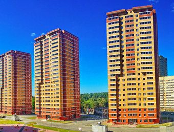 квартиры в ЖК Солнечный (Раменское)