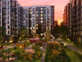 квартиры в ЖК Цветочные поляны