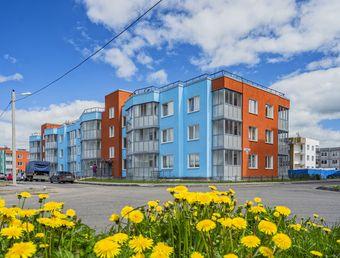 квартиры в ЖК Ново-Антропшино