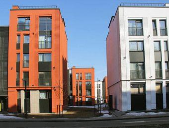 квартиры в ЖК Голландский квартал