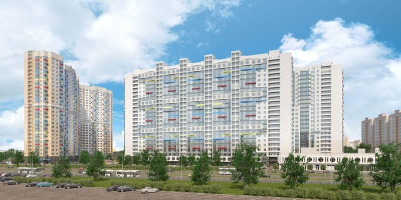 квартиры в ЖК Спасский мост
