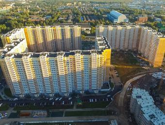 квартиры в ЖК Центральный (Долгопрудный)