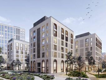 квартиры в ЖК Новый архитектурный проект Shagal