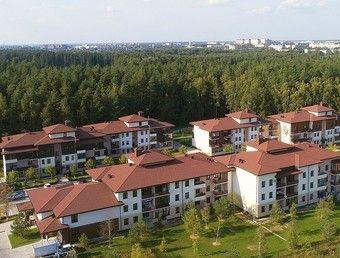 квартиры в ЖК Лесной городок