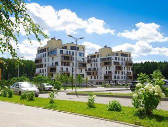 квартиры в ЖК Загородный квартал