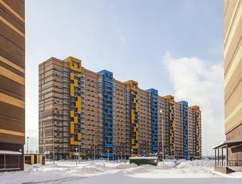 квартиры в ЖК Пригород Лесное
