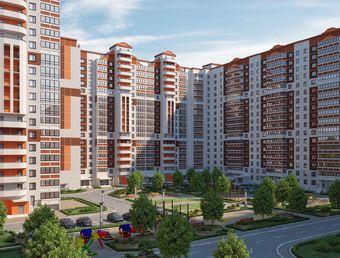 квартиры в ЖК Ольгино Парк