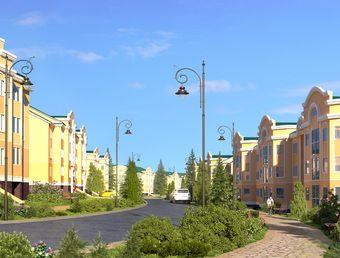 квартиры в ЖК Троицкая Слобода