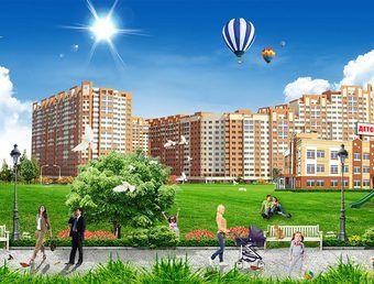 квартиры в ЖК Потапово