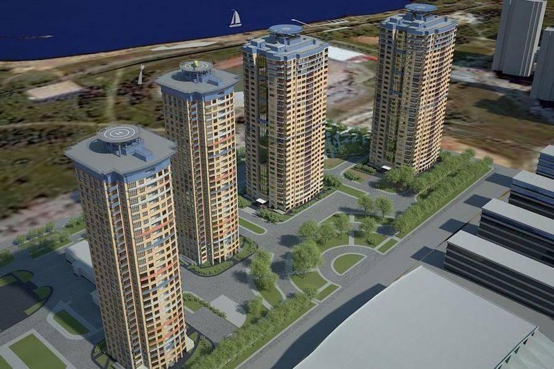 квартиры в ЖК Янтарный город