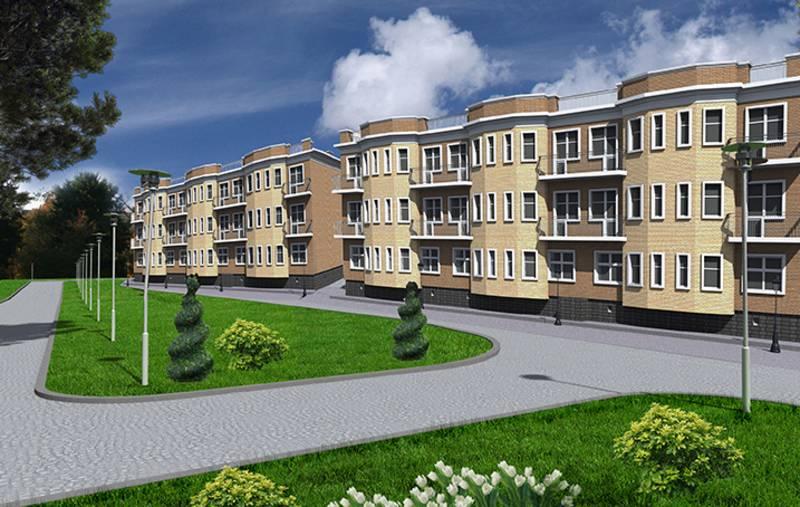 квартиры в ЖК Ильинская Слобода