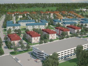 квартиры в ЖК Чеховский Посад
