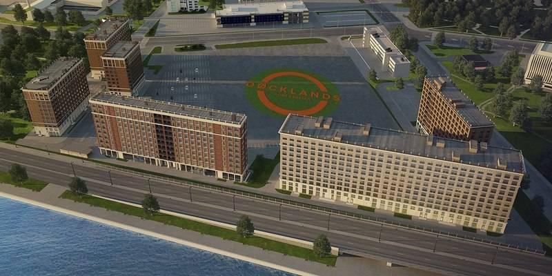 квартиры в ЖК Docklands