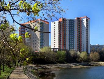 квартиры в ЖК Зеленый берег