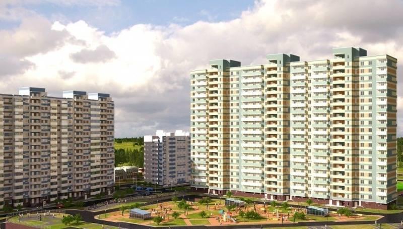 квартиры в ЖК Австрийский квартал