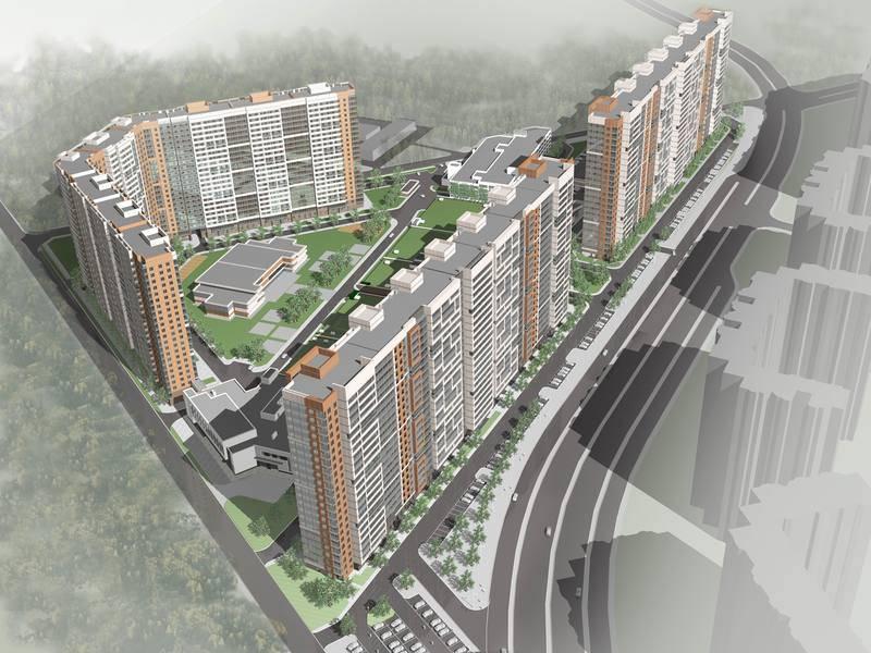 квартиры в ЖК Прагма City