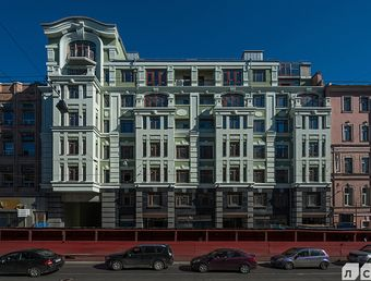 квартиры в ЖК Дом на Дворянской