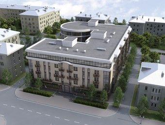 квартиры в ЖК на Приморском пр., 43