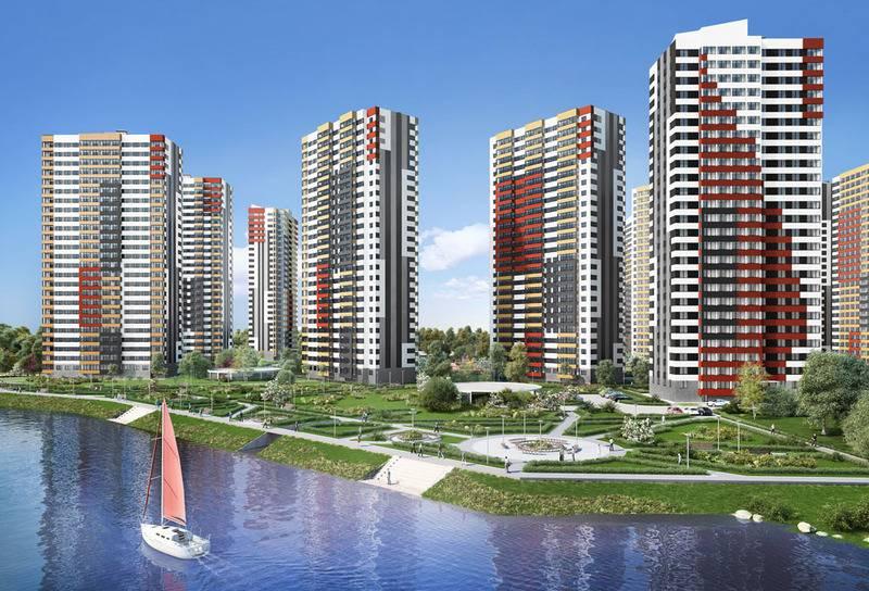 квартиры в ЖК Невские паруса