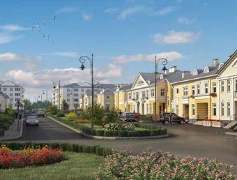 квартиры в ЖК Александровскиий